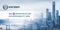 BIM 4 Infrastructure: Interoperability Data