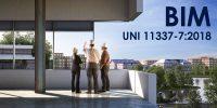 Norma UNI 11337: pubblicata la parte 7
